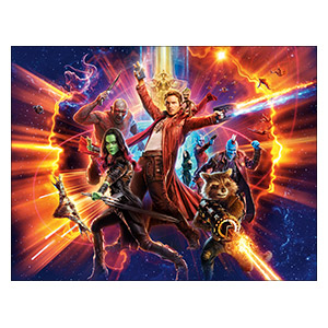 Guardians of the Galaxy. Размер: 65 х 50 см